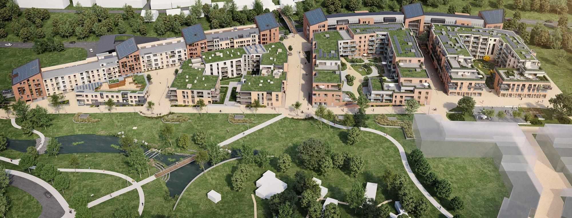 Appartements à vendre Esprit Courbevoie Louvain-la-Neuve